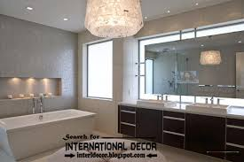 contemporary bathroom lighting ideas ideas hanging bathroom lights on bathroom vanity lighting