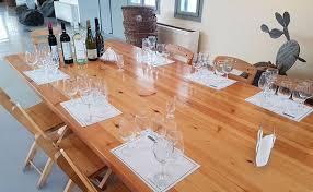 Wine Tasting Table Wine Tasting Table At Boutari Picture Of Santorini Wine