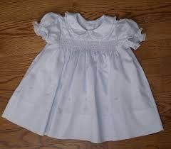 s smocked baby dresses pattern