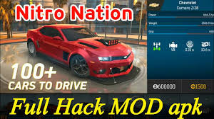 nitro nation mod apk nitro nation drag racing hack mod apk 2017