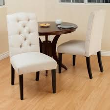 Dining Table And Fabric Chairs Sunbrella Fabric Dining Chair Wayfair