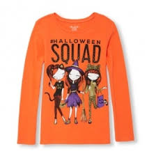 halloween shirts only 2 99 shipped children u0027s place