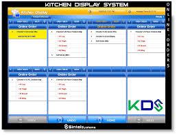 fine restaurant kitchen order display n and design ideas inside