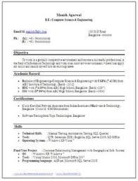example template of an excellent mba finance u0026 marketing resume