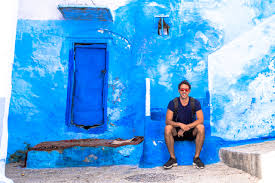Morocco Blue City by The Blue City Of Chefchaouen Morocco Jason Van Miert
