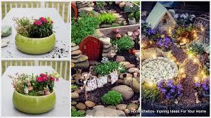 miniature garden ideas fairy ideas best gardens fairy gardens