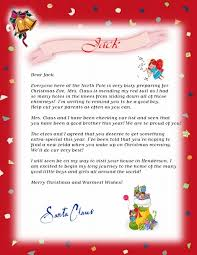 letters from santa free letters from santa gplusnick