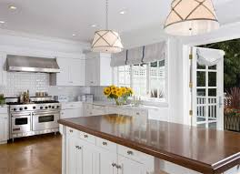 butcher block kitchen island ideas tish key interior design open kitchen with white at