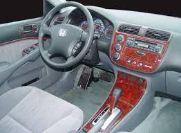 2005 Honda Civic Coupe Interior Anyone Have Wood Grain Kits In Their Civic Honda Civic Forum