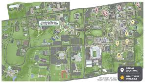 Ucf Map Texas A M Map Texas A U0026m University College Station Mays Best