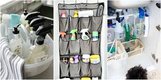 Organize Your House How To Organize Your Cleaners Home Cleaning Product Organization