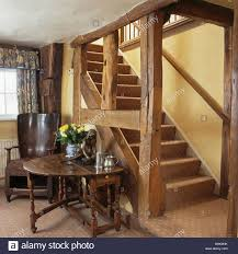 Studio Gate Leg Table Traditional Stairs Neutral Stock Photos U0026 Traditional Stairs