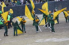 Green Bay Packer Flag File Green Bay Packers Cheerleaders Dec 2013 Jpg Wikimedia Commons