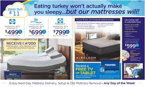 black friday mattress sale 2017 raymour and flanigan black friday 2017 ad funtober