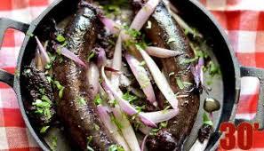 cuisiner des oignons bavette aux oignons caramélisés 30 minutes en cuisine