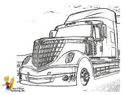 25 truck coloring pages ideas truck
