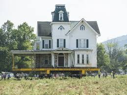 victorian mansion moved in lebanon county pa wolfe house movers