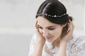 hair accessory wedding hair accessories wedding headband delicate pearl hair