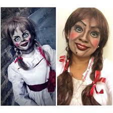 Killer Doll Halloween Costume 25 Annabelle Doll Ideas Conjuring Doll