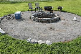 Firepit Base Budget Pit Project Hometalk