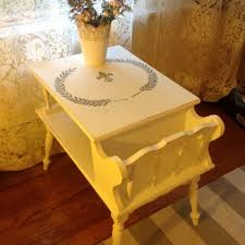 ethan allen coffee table and end tables vintage ethan allen magazine rack table traditional other by