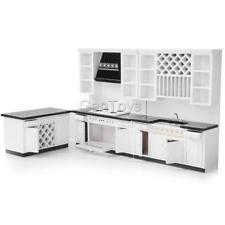 dollhouse furniture kitchen dollhouse kitchen sets ebay