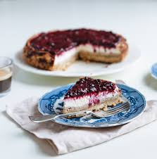 Cottage Cheese Cheese Cake by Mixed Berry Coconut U0026 Pistachio Cottage Cheese Cake The Tasty Other