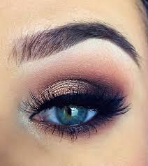 eye makeup blue eyes makeup idea