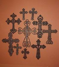 wall decor crosses country western decor ebay