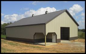 Pole Barns by Taupe And Burnished Slate Pole Barn Barn Colors Pinterest