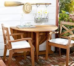 hampstead teak round drop leaf dining table u0026 chair set honey