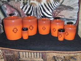 orange kitchen canisters 212 best kitchen a lifetime legacy images on