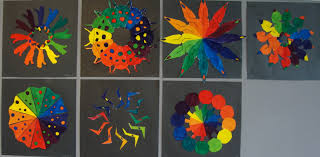 Cool Art Project Ideas by Endearing 30 Cool Color Wheel Ideas Design Decoration Of Creative