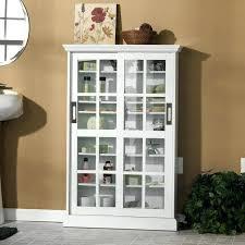white sliding door cabinet tall sliding door cabinet tall white storage cabinet with doors