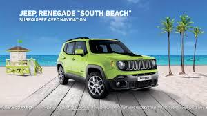 jeep renegade u0027 u0027south beach u0027 u0027 youtube