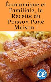 cuisine familiale economique économique et familiale la recette du poisson pané maison recipe