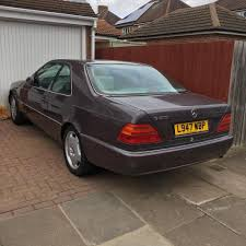 mercedes s500 cl500 cl 500 w140 c140 s coupe open to offers