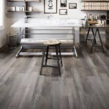100 Waterproof Laminate Flooring Grey Aged Pine Effect Waterproof Luxury Vinyl Click Flooring 1 83