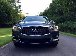 2017 infiniti qx60 awd technology road test 2017 infiniti qx60 awd the intelligent driver