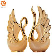 online buy wholesale luxury swan decoration from china luxury swan
