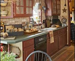 Primitive Kitchen Furniture Marvelous Primitive Country Bedrooms Creating Kitchen Decor At