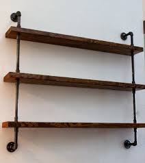 Industrial Pipe Bookcase Or Industrial Pipe Shelving