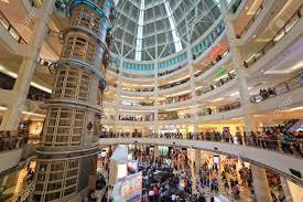 Suria Klcc Floor Plan by Kuala Lumpur Malaysia April 13 Full Of Crowd In Suria