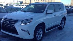 lexus gx 460 used 2014 2014 lexus gx 460 4wd executive package review in white starfire
