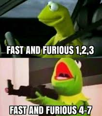 Fast Meme - fast and muppets meme by sachouille9 memedroid