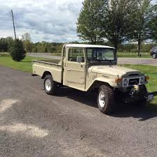 vintage toyota truck toyota fj45 for sale hemmings motor news