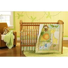 Jungle Themed Crib Bedding Safari Baby Animal Nursery Bedding Child Of Mine By Carters 4