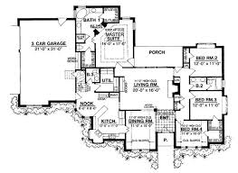 southwest floor plans southwestern house plan 371059 home plans
