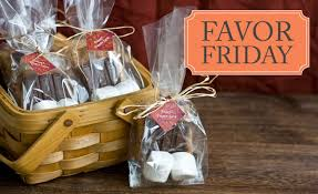 smores wedding favors favor friday s mores weddings ideas from evermine