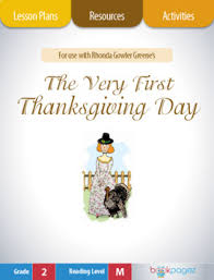 the thanksgiving day lesson plans activities package